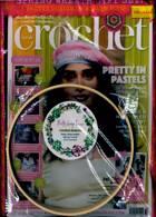 Inside Crochet Magazine Issue NO 133