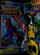 Rescue Bots Magazine Issue NO 41