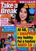 Take A Break Magazine Issue NO 17