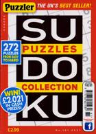 Puzzler Sudoku Puzzle Collection Magazine Issue NO 161