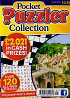Puzzler Pocket Puzzler Coll Magazine Issue NO 105