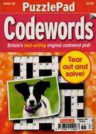 Puzzlelife Ppad Codewords Magazine Issue NO 58