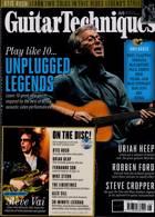Guitar Techniques Magazine Issue AUG 21