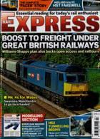 Rail Express Magazine Issue JUL 21