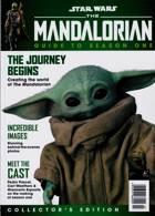Star Wars Special Magazine Issue MAKINGOFS1