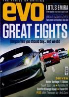 Evo Magazine Issue AUG 21