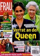 Frau Im Spiegel Weekly Magazine Issue NO 11