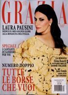 Grazia Italian Wkly Magazine Issue NO 12