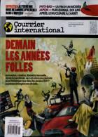 Courrier International Magazine Issue NO 1584