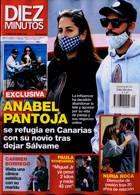 Diez Minutos Magazine Issue NO 3629