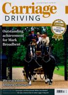 Carriage Driving Magazine Issue APR-MAY