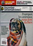 Courrier International Magazine Issue NO 1585