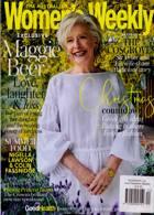 Australian Womens Weekly Magazine Issue DEC 20