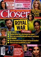 Closer Magazine Issue 20/03/2021