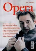 Opera Magazine Issue APR 21
