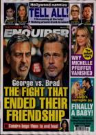 National Enquirer Magazine Issue 22/03/2021