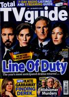Total Tv Guide England Magazine Issue NO 12