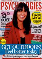 Psychologies Travel Edition Magazine Issue SPRING