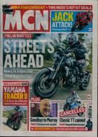 Motorcycle News Magazine Issue 17/03/2021