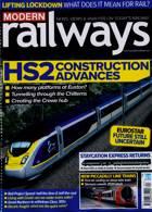 Modern Railways Magazine Issue APR 21