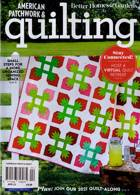 American Patchwork Quilting Magazine Issue 04