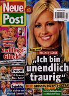 Neue Post Magazine Issue NO 10