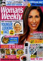 Womans Weekly Magazine Issue 23/03/2021