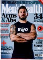 Mens Health Travel Size Magazine Issue APR 21