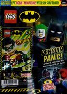Lego Superhero Legends Magazine Issue BATMAN 14