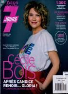 Tele 7 Jours Magazine Issue 72
