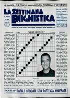 La Settimana Enigmistica Magazine Issue NO 4642