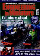Engineering In Miniature Magazine Issue APR 21