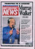 Motorsport News Magazine Issue 18/03/2021
