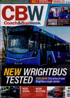 Coach And Bus Week Magazine Issue NO 1465
