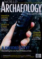 Current World Archaeology Magazine Issue APR-MAY