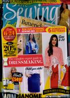 Love Sewing Magazine Issue NO 92