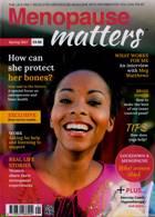 Menopause Matters Magazine Issue SPRING
