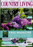 Country Living Magazine Issue MAY 21
