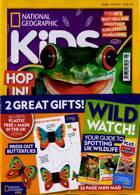 National Geographic Kids Magazine Issue JUN 21