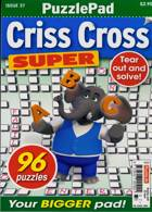 Puzzlelife Criss Cross Super Magazine Issue NO 37