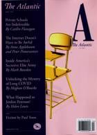 The Atlantic Magazine Issue APR 21