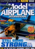 Model Airplane International Magazine Issue NO 189