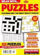 Relax With Puzzles Magazine Issue NO 15