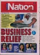 Barbados Nation Magazine Issue 18/03/2021