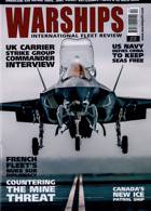 Warship Int Fleet Review Magazine Issue APR 21