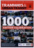 Tramways And Urban Transit Magazine Issue APR 21