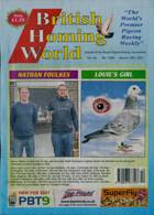 British Homing World Magazine Issue NO 7569
