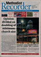 Methodist Recorder Magazine Issue 19/03/2021