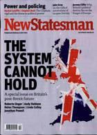 New Statesman Magazine Issue 19/03/2021