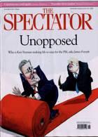 Spectator Magazine Issue 20/03/2021